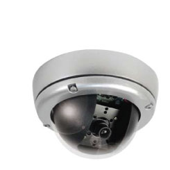 IP Vandal Dome Camera