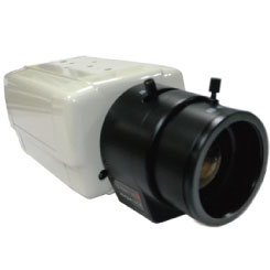 Megapixel Box IP Camera