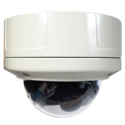 Megapixel Vandal Dome IP Camera