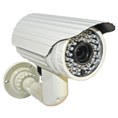 Megapixel Vari-Focal IP Camera